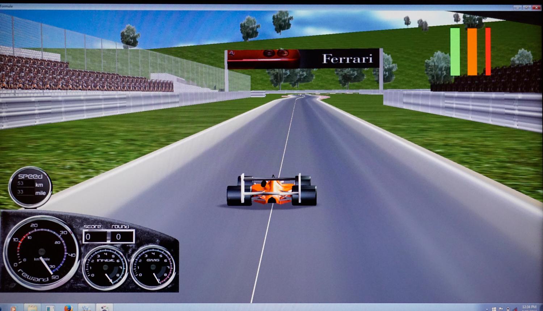 Deymed Racecar